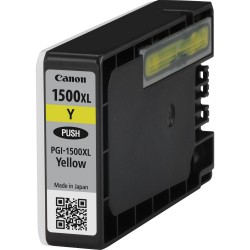 Canon PGI 1500 XL y 12 ml...