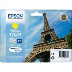 Epson T7024 Gul original blæk