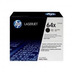 HP 64X toner original...