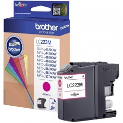 Brother LC-223M originalt...