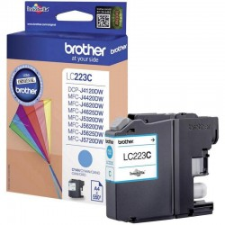 Brother LC-223C originalt...