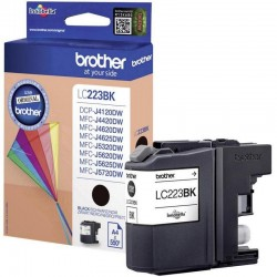 Brother LC-223BK originalt...