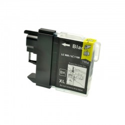 lc980 BK 25 ml kompatibel...