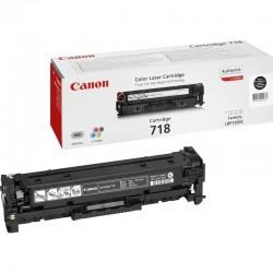 Canon 718 BK original toner...