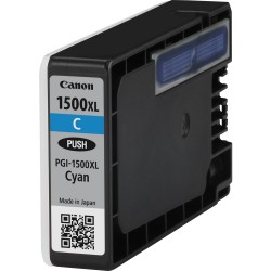 Canon PGI 1500 XL c 12 ml...