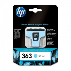 HP 363 CL 4 ml cyan...