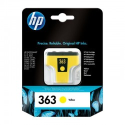 HP 363 Y 4 ml gul original...
