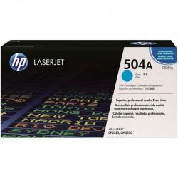 HP 504a CE251a cyan 7.000...