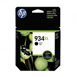 HP 934 XL Sort 1000 sider