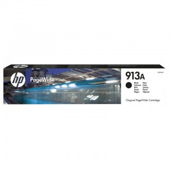 HP 913A original Sort 64 ml